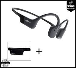 AfterShokz Aeropex Open-Ear Wireless Bone Conduction Headpho