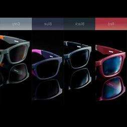 Bluetooth Wireless Glasses Bone Conduction Headphone Hand-Fr