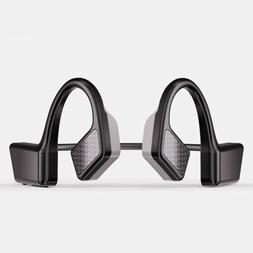 Bone Conduction Bluetooth 5.0 Earphones Waterproof Non-In-Ea