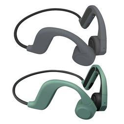Bone Conduction Headphones Bluetooth 5.0, 8GB Memory Waterpr