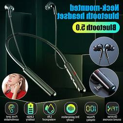 Bone Conduction Headset Bluetooth 5.0 Outdoor Sport Wireless