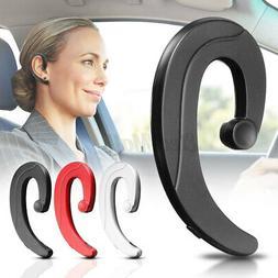 Bone Conduction Hearing Aids Headphone Stereo HIFI bluetooth