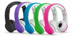 LilGadgets Connect+ Volume Limited Wired Headphones for Chil