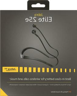 Jabra Elite 25e Silver neckband Wireless Bluetooth Earbuds I