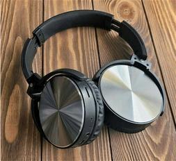 Everest JB 950 Wireless Super base Headphone FM Radio MP3