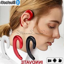 K8 Bone Conduction Wireless Bluetooth Headset Stereo Headpho