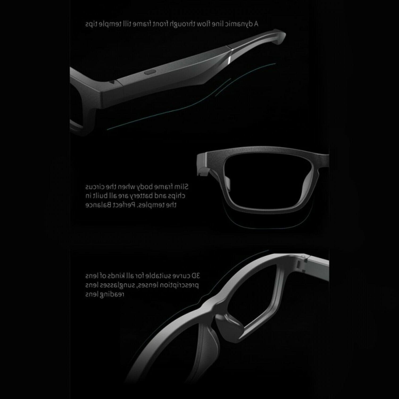 2019 New Bluetooth Glasses Bone Conduction Glasses 4