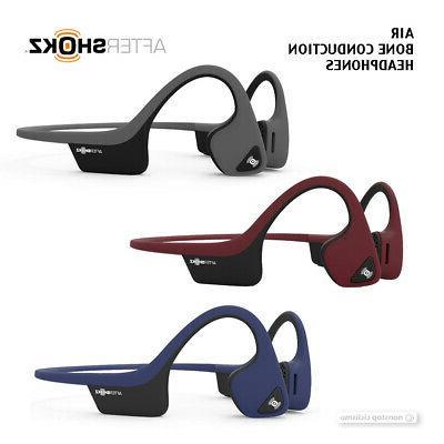 air bone conduction bluetooth open ear wireless