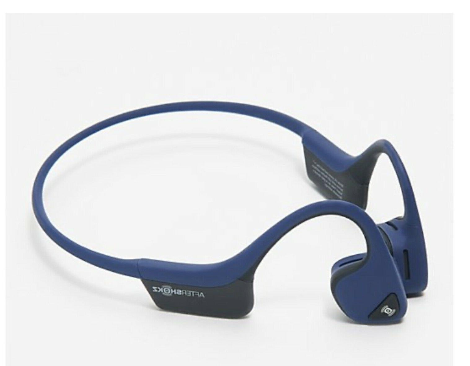 air wireless bone conduction water resistant headphones