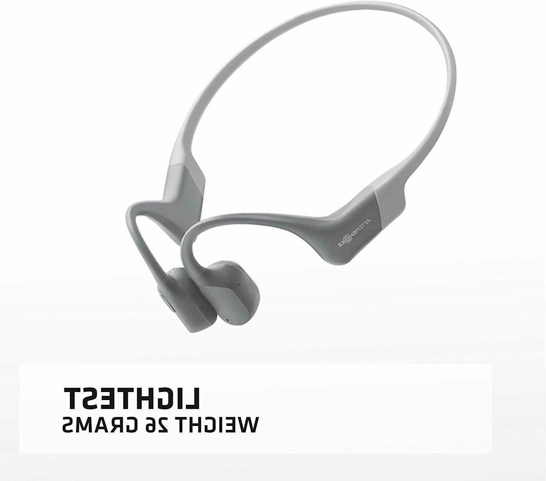 AfterShokz AS800 Wireless Conduction Headphones