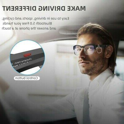 Wireless Bluetooth Glasses Conduction Smart