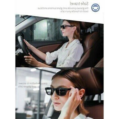 Wireless Glasses Conduction Hand-Free Smart Phone