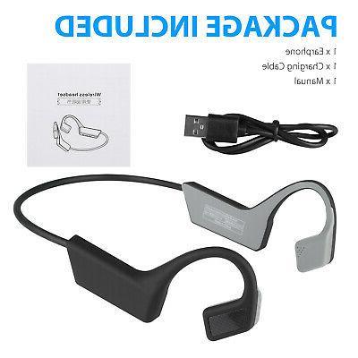 Bone Bluetooth 5.0 Wireless Open Ear Headphones