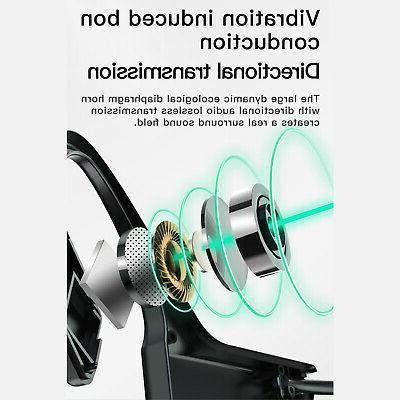 Open Ear IPX5 Bone Conduction Headphones 5.0 Sports Headsets