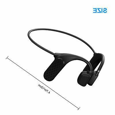 Bone Conduction Headset Bluetooth Open