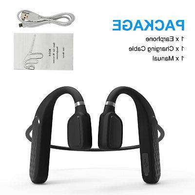 Bone Conduction Bluetooth 5.0 Open Ear