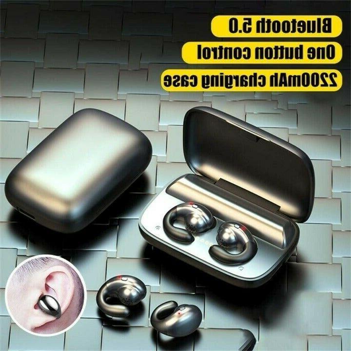 bone conduction in ear earbuds headphone