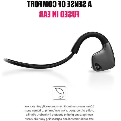 Bone Conduction Bluetooth Open-Ear