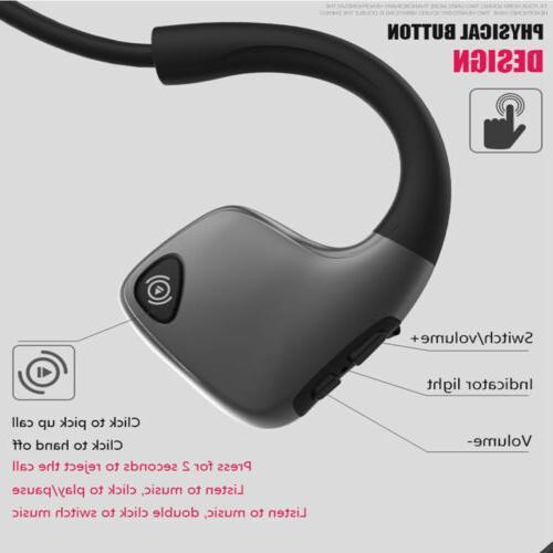 Bone Bluetooth 5.0 Earphones Running Open-Ear Hot