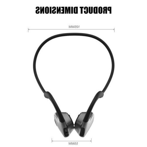 Bone Wireless Headphones Bluetooth 5.0 Open-Ear Hot