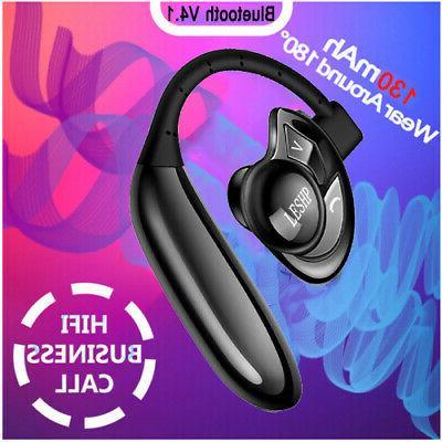 Ear Bluetooth Earphone Headset