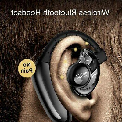 Ear Hook Wireless Headset
