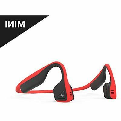 headphones titanium mini wireless bone conduction bluetooth