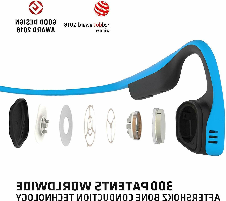 Bone Wireless Ocean Blue