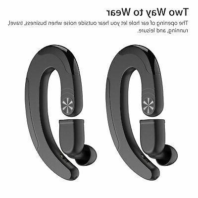 2x Conduction Headset Fitness Earphone
