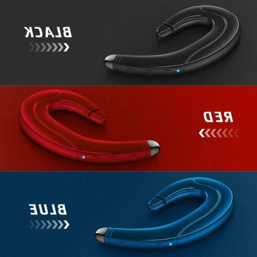 Mpow Wireless Bluetooth Earphones Bone for iOS Android