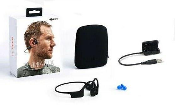 AfterShokz Bone Conduction Underwater Swim MP3 Headphones