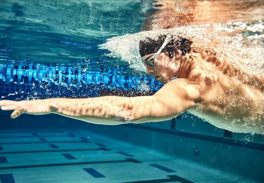 AfterShokz Open Bone Conduction Underwater MP3