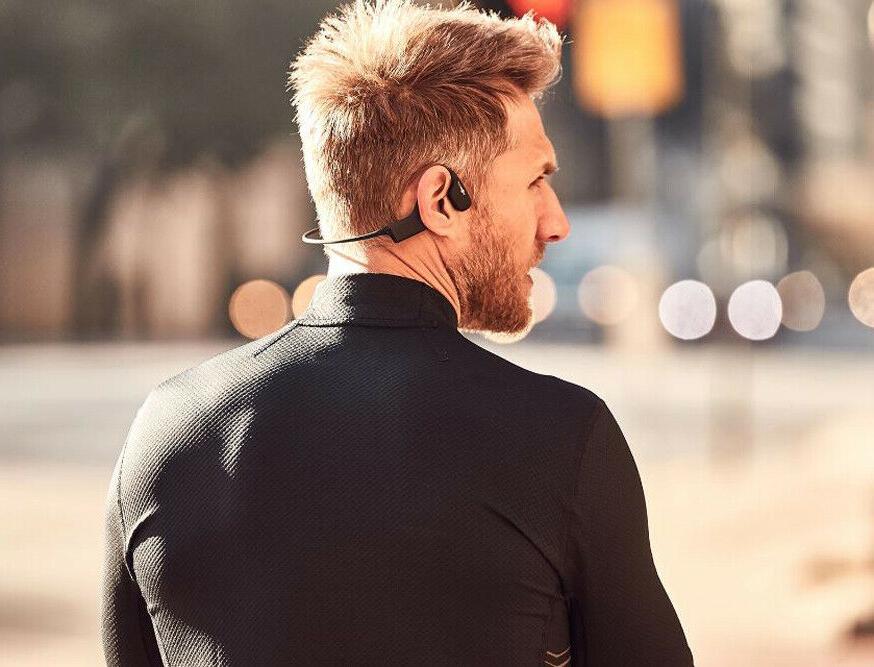 AfterShokz Xtrainerz Bone Conduction MP3 Headphones
