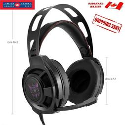 ONIKUMA M190 Gaming Headset for PS4, X Box1,mobile phone, iP