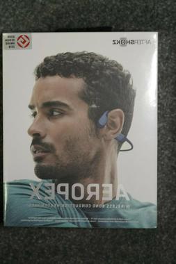 New AfterShokz Aeropex Wireless Bone Conduction Open-Ear Hea