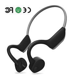 WGP Open Ear Wireless Bone Conduction Headphones, Bluetooth