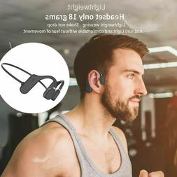 Open-Ear Wireless Bone Conduction Headphones Wireless sports