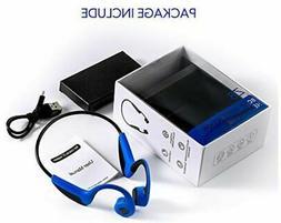 S.Wear Z8 Bone Conduction Headphones Wireless Earphone Sport