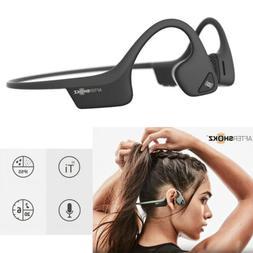 AfterShokz Trekz Air Open Ear Bone Conduction Bluetooth Wire