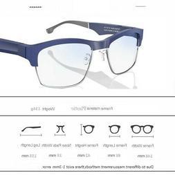 wireless bluetooth glasses bone conduction headphone hand