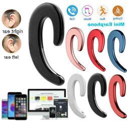 Wireless Bluetooth Headphones Headset Stereo Earphone Bone-C