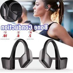headphone bluetooth 5 0 bone conduction stereo