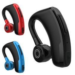 Wireless Bone Conduction Bluetooth Earphone Headset Sports H